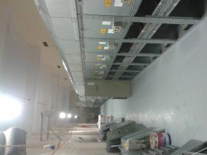 Ground floor Control room